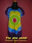 Pilihan warna Tie Dye Midi min 12 pcs Rp.20.000,-