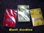 Bath bodies