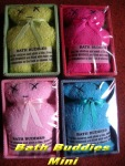 Bath Buddies mini min 12pcs @Rp. 8.500,-