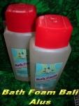 Bath Foam Bali Alus min 12 pcs @Rp.15.000,-