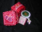 Paket Hemat 4 Body Butter Sudamala dan sabun mini spa Rp.17.500,-