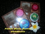 Paket Body butter Sudamala min 12 pcs @Rp.27.500,-