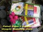 Paket Dupa Stik 3 Aroma Dengan Standing Dupa Besar min 12 pcs @Rp. 15.000,-