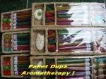 Paket Dupa Aromatherapy I min 12 pcs Rp.12.000,-