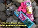 Paket Dupa Cone mika dengan standing dupa Minimal 12 pcs Rp.7.500,-