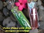 Paket Dupa stik mika dengan standing dupa minimal 12 pcs Rp.7.500,-