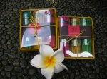 Paket dupa stik aromatherapy 3 aroma (min 12 pcs Rp. 15.000,-)