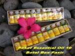 Paket essential oil 10 botol pasir