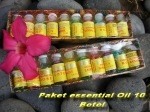Paket essential oil 10 botol