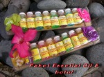 Paket Bambu Essential Oil 8 botol min 12 pcs Rp. 10.000,-