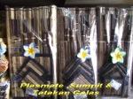 Paket plasmate tatakan gelas sumpit