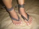 Sandal kungfu