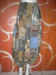 Celana balon batik abu