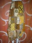 Celana balon batik coklat