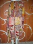 Celana balon batik pink