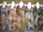 Dress batik moca