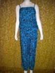 Jumsuit celana panjang motif 045